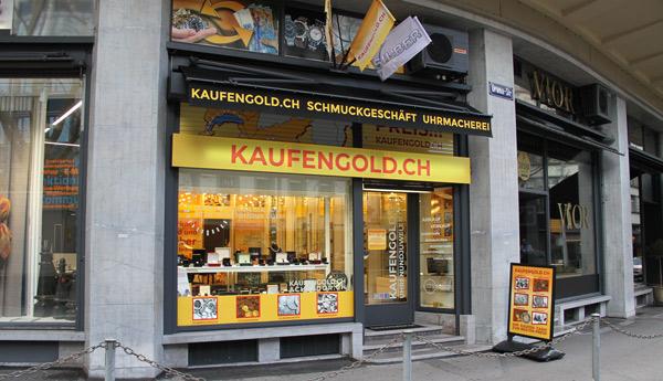 KAUFENGOLD.CH ZURICH