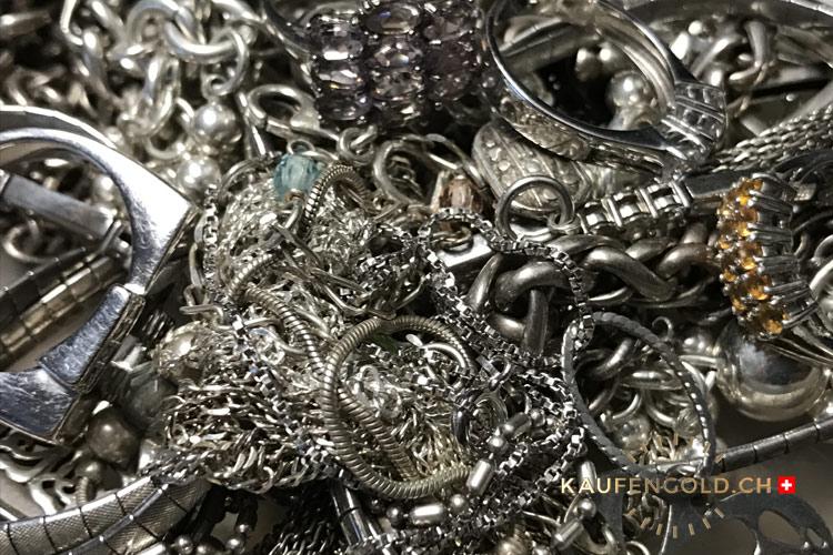 Verkaufen Sie Ihr Silber