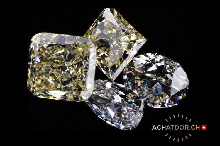 Edelsteindiamanten