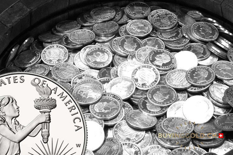 Platinmünzen