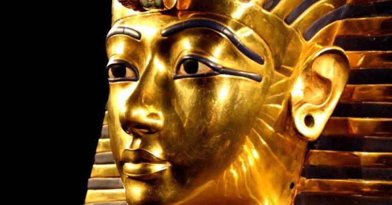 DAS GOLD VON TUTANCHAMUN ENDLICH IM ÄGYPTISCHEN MUSEUM IN KAIRO