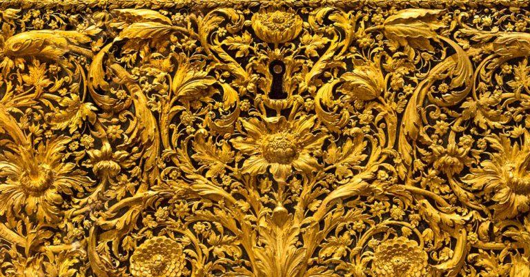GOLD IN DER MALEREI