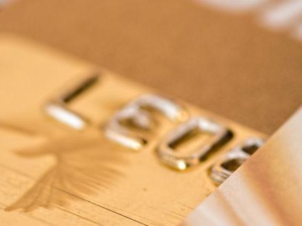 Gold Kreditkarten für VIP-Kunden?