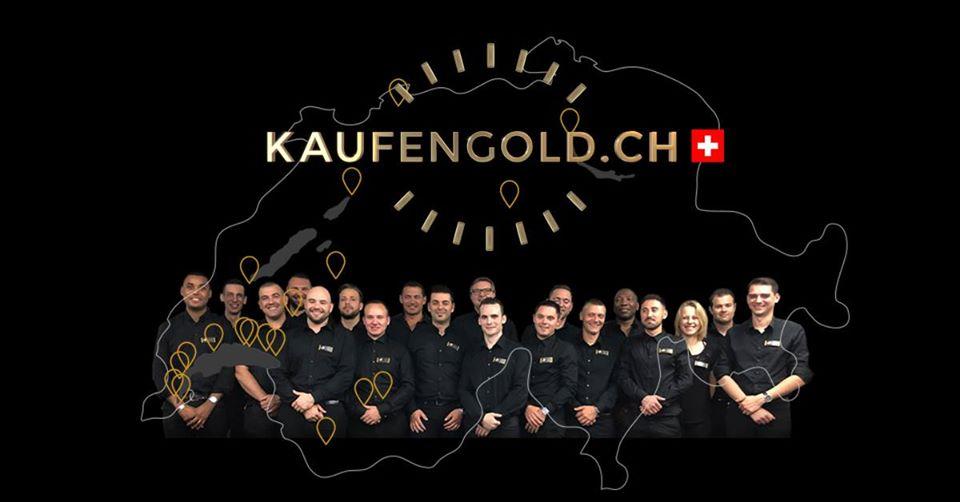 Das kaufengold.ch-Team