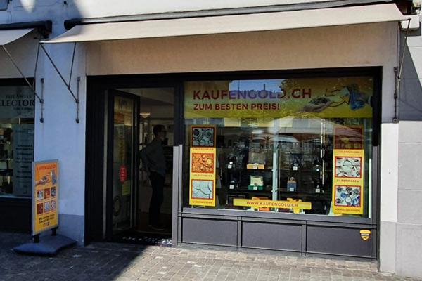 KAUFENGOLD.CH ZURICH 2